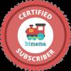 image of a certified subscriber logo - children's corner